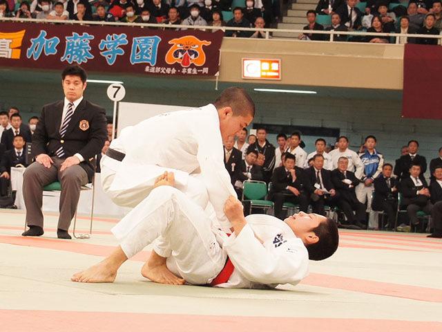 男子60kg級決勝 市川龍之介vs古賀玄暉�C