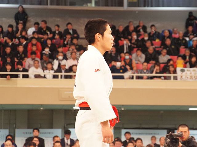 男子60kg級決勝 市川龍之介vs古賀玄暉�D