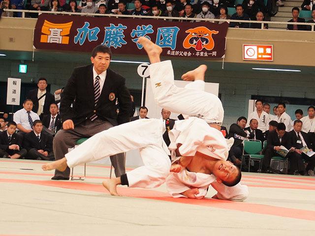 男子66kg級決勝 西村優太vs東亮輝�B