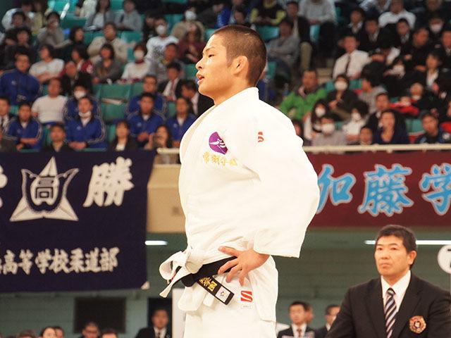 男子66kg級決勝 西村優太vs東亮輝�D
