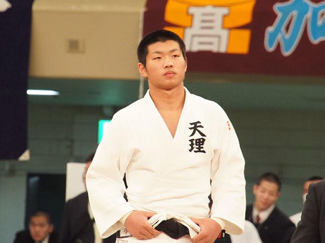 男子81kg級決勝 藤原崇太郎vs笠原大雅�@