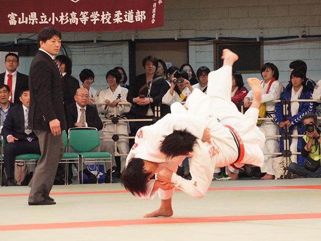 無差別級 西村満利江 vs 和田梨乃子
