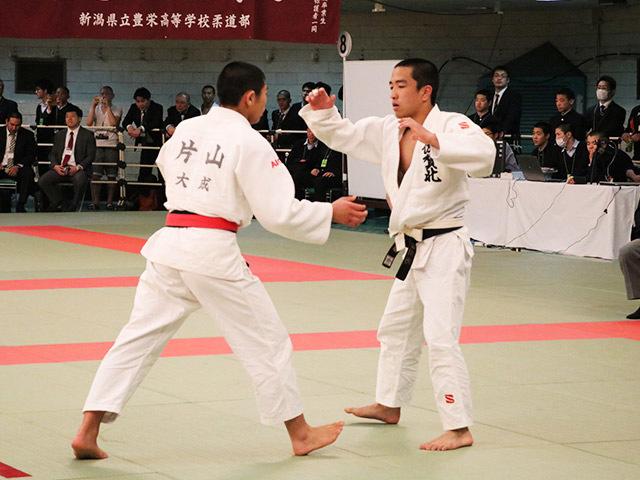 男子66kg準決勝片山航希vs古川巧�@