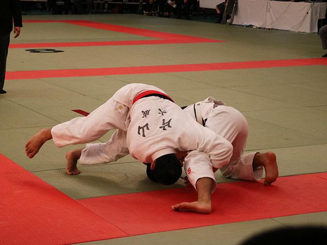 男子66kg準決勝片山航希vs古川巧�A