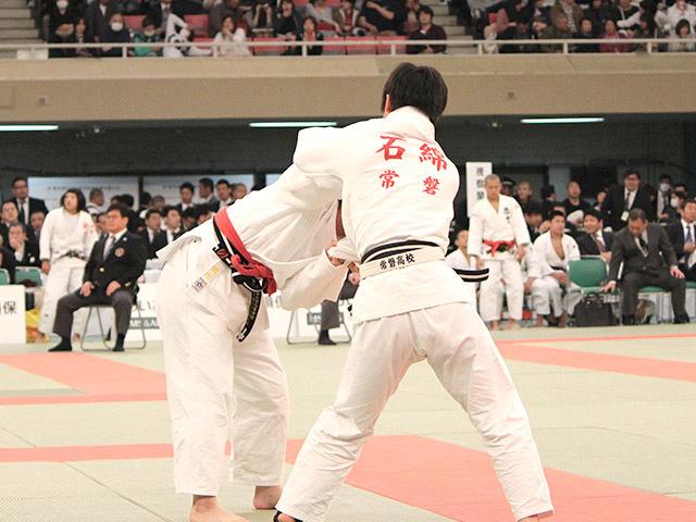 女子63kg級2回戦宮島朝比vs石綿咲希