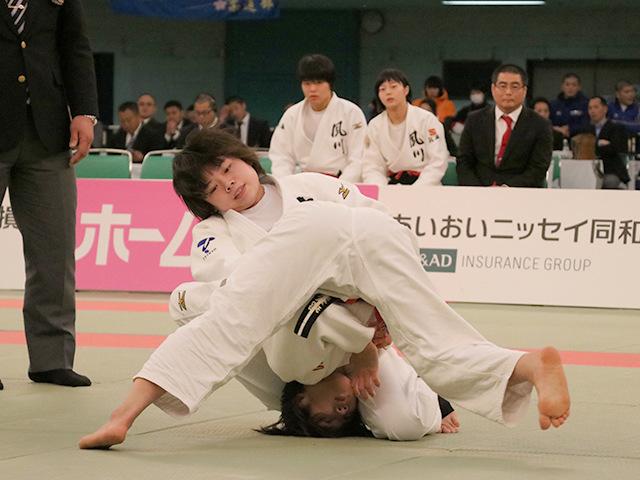 夙川学院高校 vs 帝京高校�A
