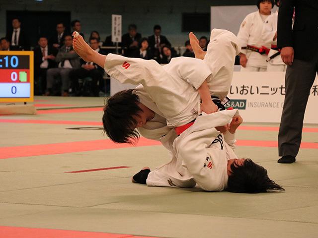 夙川学院高校 vs 帝京高校�B