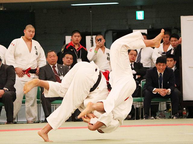 81kg級 濱田聖良 vs 西垣拓磨