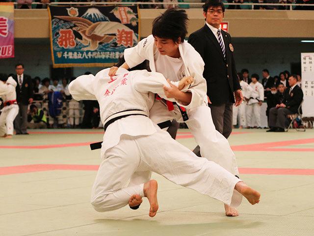 女子63kg級2回戦<br>山口葵良梨vs工藤凜