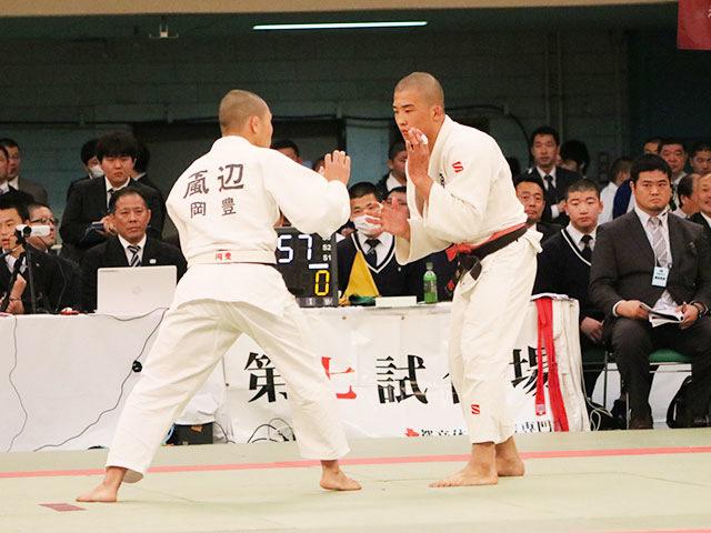 男子1回戦<br>前橋商業高校vs岡豊高校