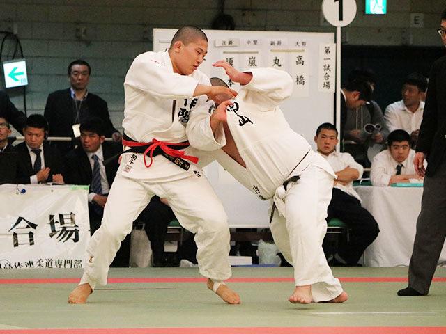 男子3回戦<br>作陽高校vs長崎南山高校