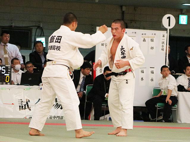 男子4回戦<br>大牟田高校vs崇徳高校