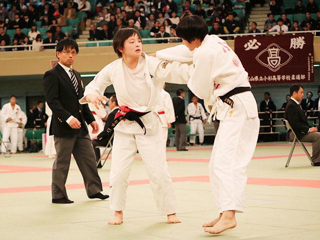 女子1回戦<br>市立国分中央高校vs<br>新潟第一高校