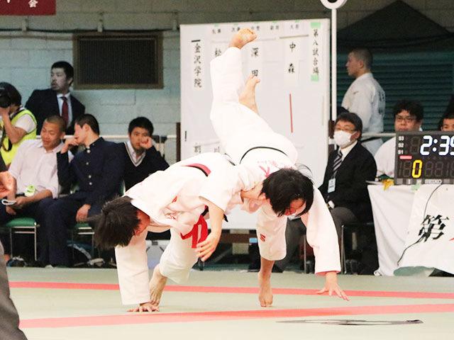 女子2回戦<br>金沢学院高校vs創志学園高校
