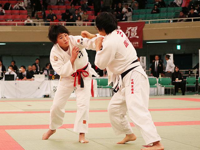 女子3回戦<br>夙川学院高校vs国分中央高校