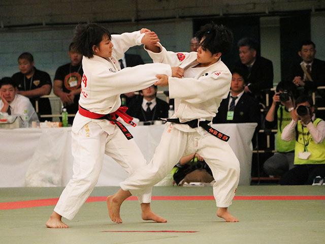 女子3回戦<br>藤枝順心高校vs沖縄尚学高校