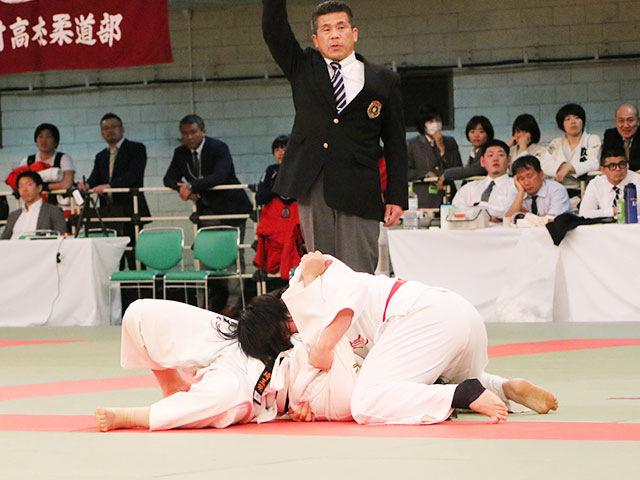 女子4回戦<br>藤枝順心高校vs埼玉栄高校