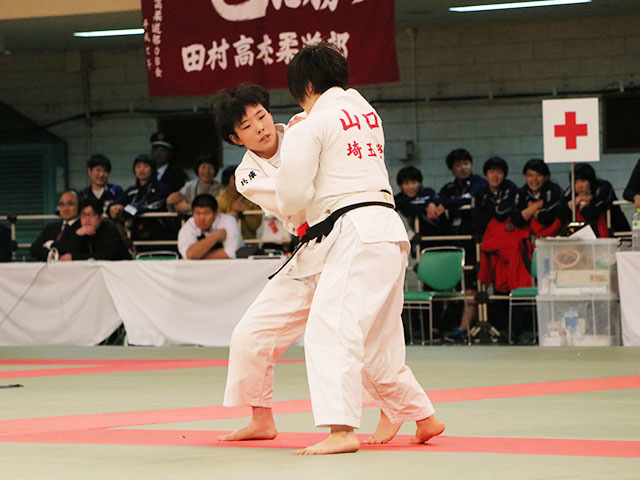 女子準決勝戦<br>夙川学院高校vs埼玉栄高校�@