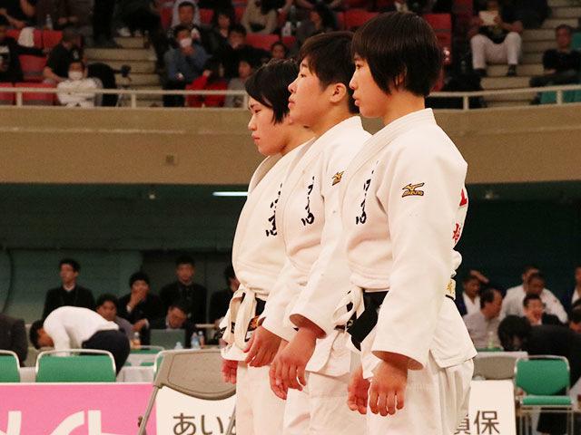 女子決勝戦<br>富士学苑高校vs埼玉栄高校�@