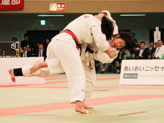 女子決勝戦<br>富士学苑高校vs埼玉栄高校�D