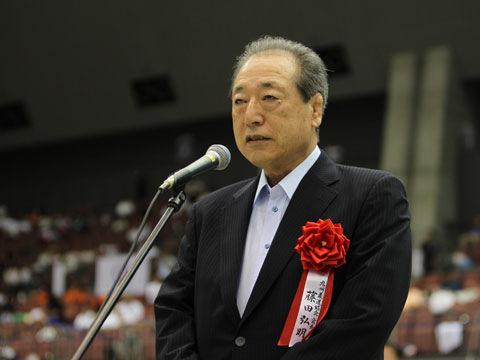 藤田弘明大会会長挨拶