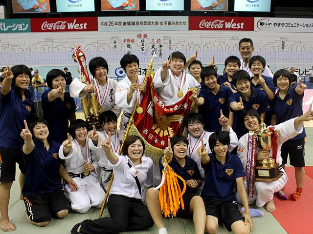 埼玉栄高校が5年ぶり4度目の優勝!