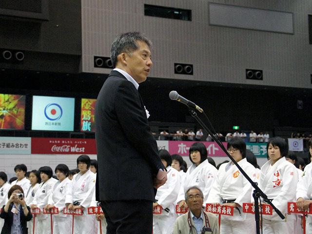 西日本新聞社社長挨拶