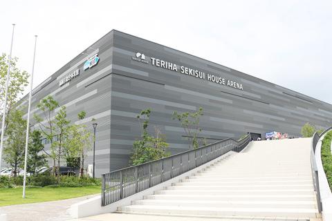 福岡市総合体育館・照葉積水ハウスアリーナ