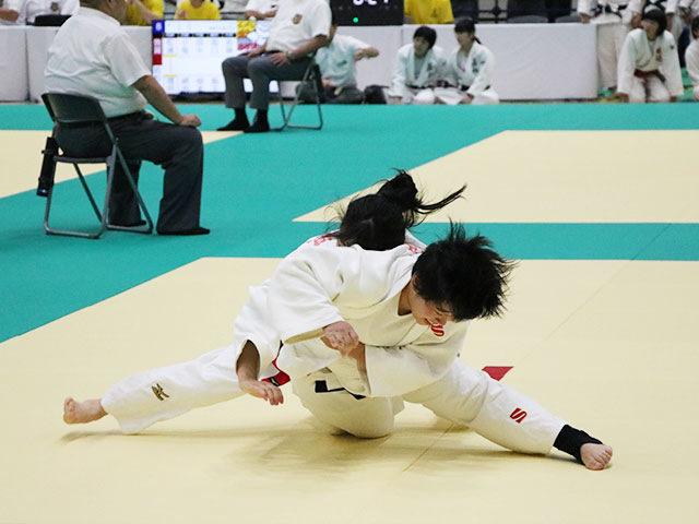 女子1回戦 岩倉高校vs五島高校
