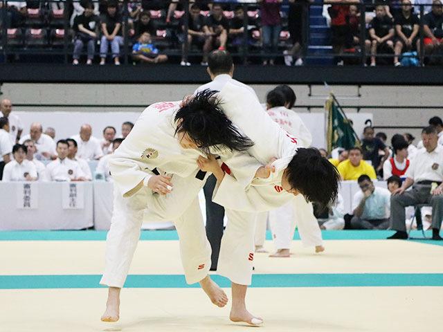 女子1回戦 淑徳高校vs大阪商業大学高校