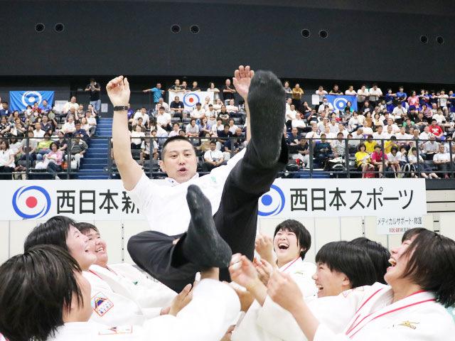 富士学苑高校が高校柔道三大大会二冠を達成!