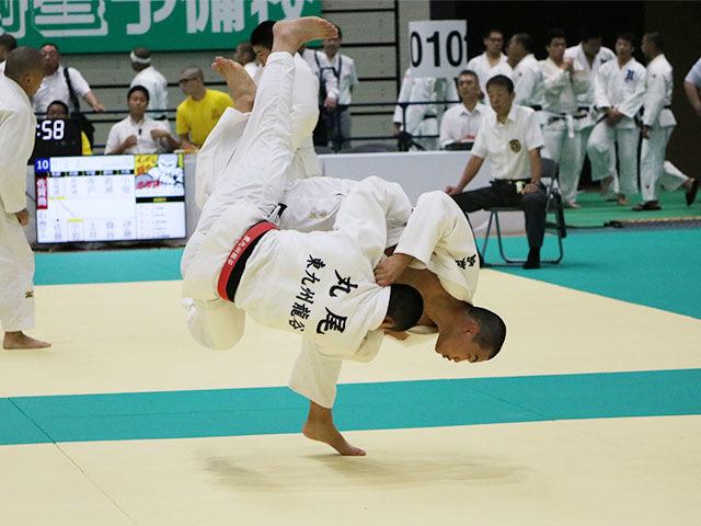 男子2回戦 東九州龍谷高校vs岡豊高校