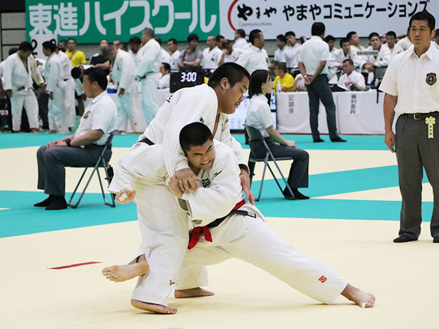 男子3回戦 阿波高校vs武蔵越生高校
