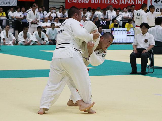 男子4回戦 作陽高校vs国学院大学栃木高校