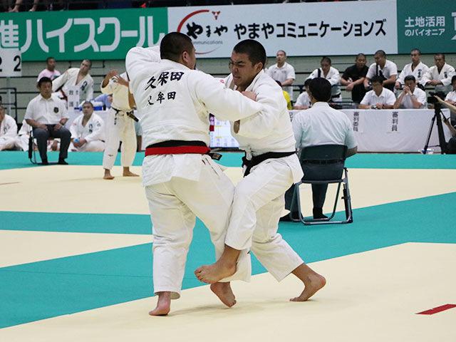 男子 準々決勝戦 大牟田高校vs大成高校①