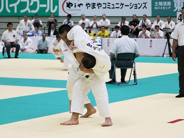 男子 準々決勝戦 大牟田高校vs大成高校②