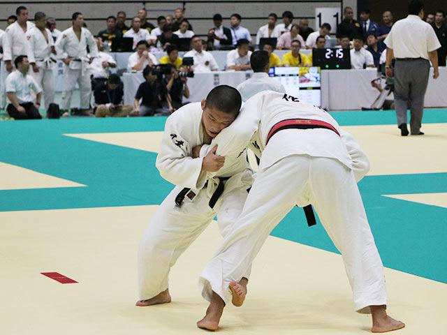 男子 準々決勝戦 作陽高校vs木更津総合高校①