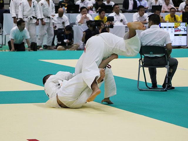 男子 準々決勝戦 作陽高校vs木更津総合高校②
