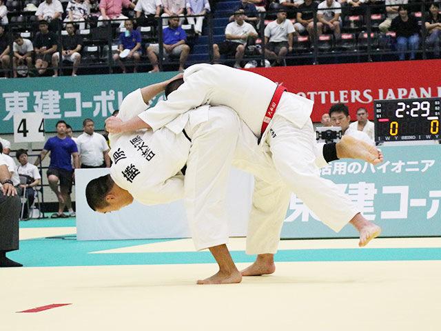 男子 準決勝戦 大牟田高校vs日本体育大学荏原高校②