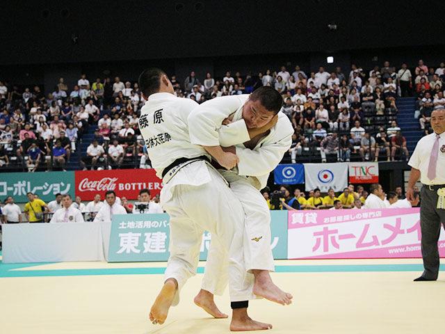 男子 準決勝戦 大牟田高校vs日本体育大学荏原高校③