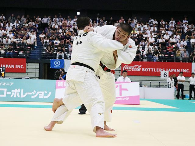 男子 決勝戦 国士舘高校vs大牟田高校①