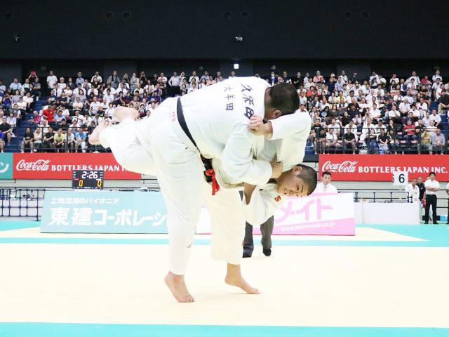 男子 決勝戦 国士舘高校vs大牟田高校②