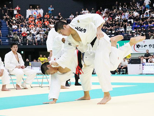 男子 決勝戦 国士舘高校vs大牟田高校⑦