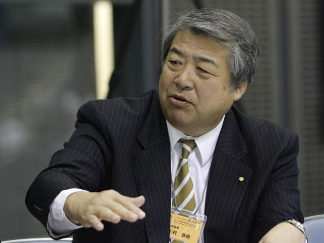 全日本柔道連盟上村会長