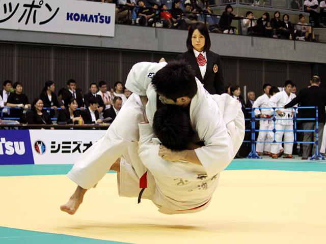 60kg級 北原隆文 vs 志々目徹