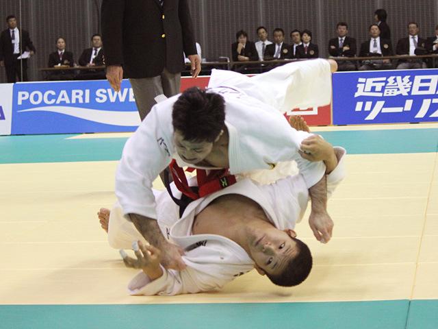 60kg級 大島優磨 vs 木戸慎二