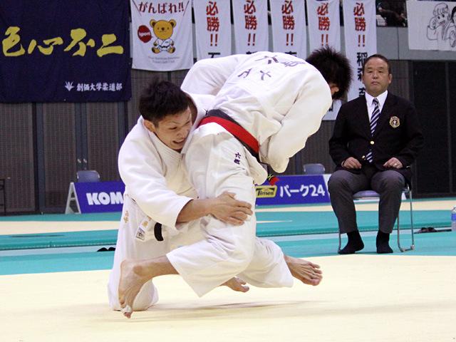 準決勝 六郷雄平 vs 宮崎廉