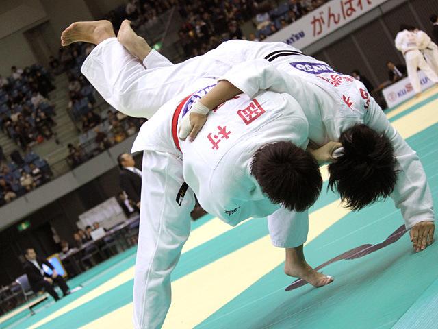 準決勝 岡村智美 vs 高松彩香