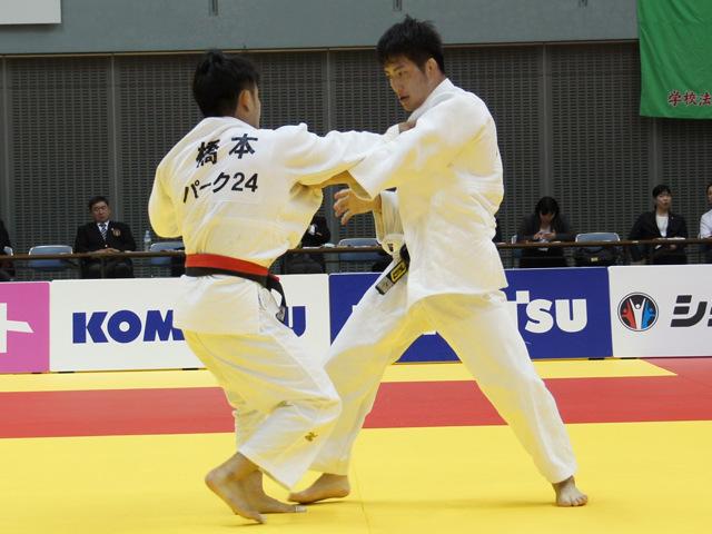 男子73kg級 決勝戦 橋本壮市 vs 田村和也�A