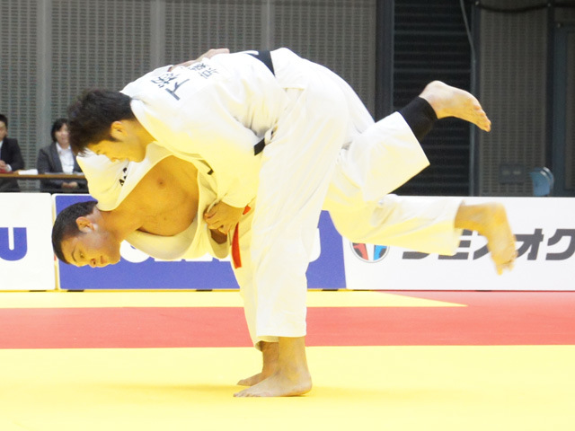 100kg級 ウルフアロン vs 下和田翔平